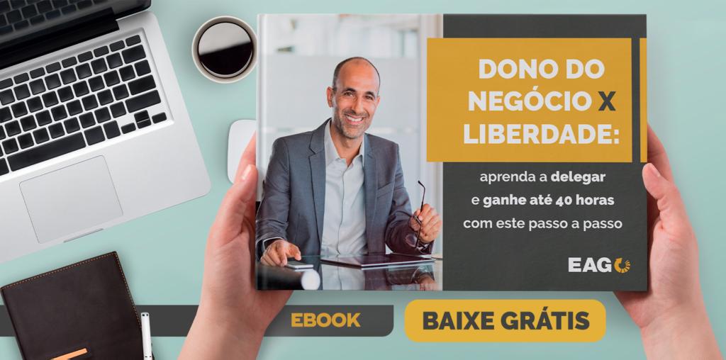 Em breve: Dono do negócio X liberdade: aprenda a delegar e ganhe até 40 horas com este passo a passo