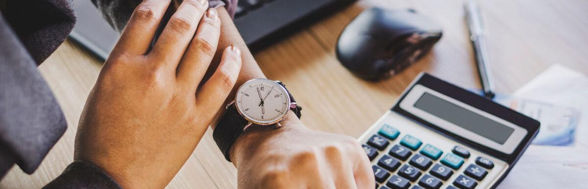 Você não precisa desejar mais horas no seu dia, é tudo uma questão de gestão do tempo