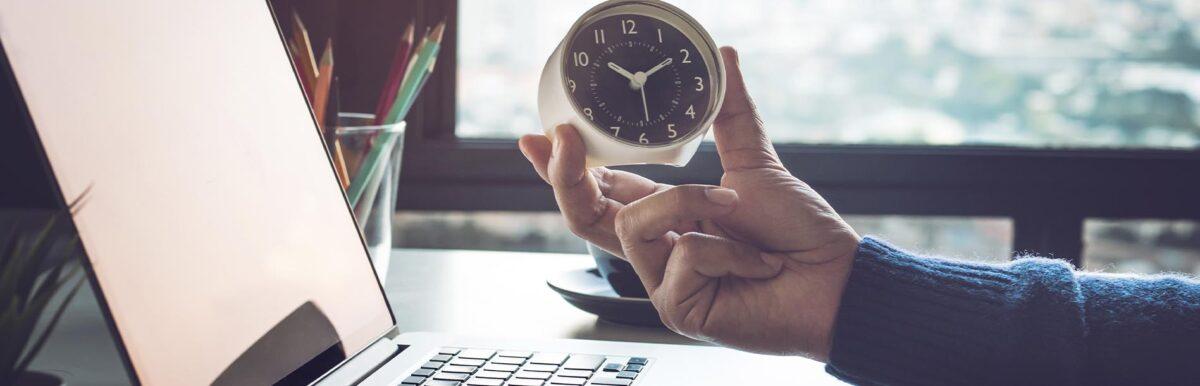 Gestão do tempo fora da empresa: você faz?