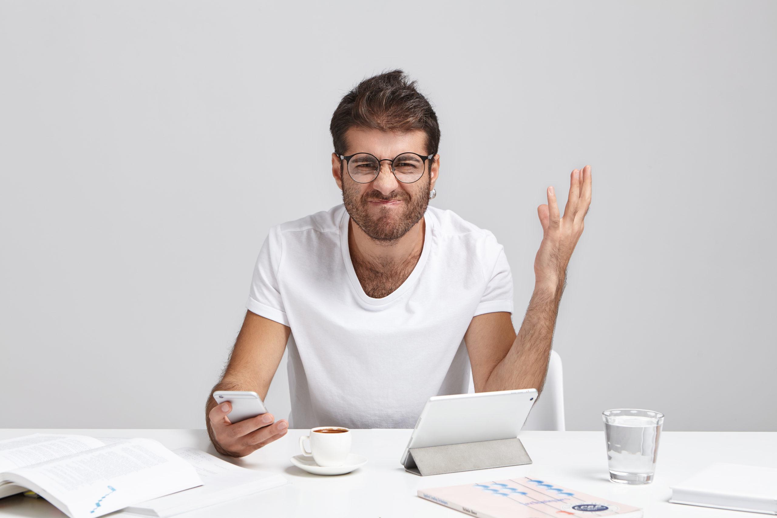 O que fazer com um cliente chato?