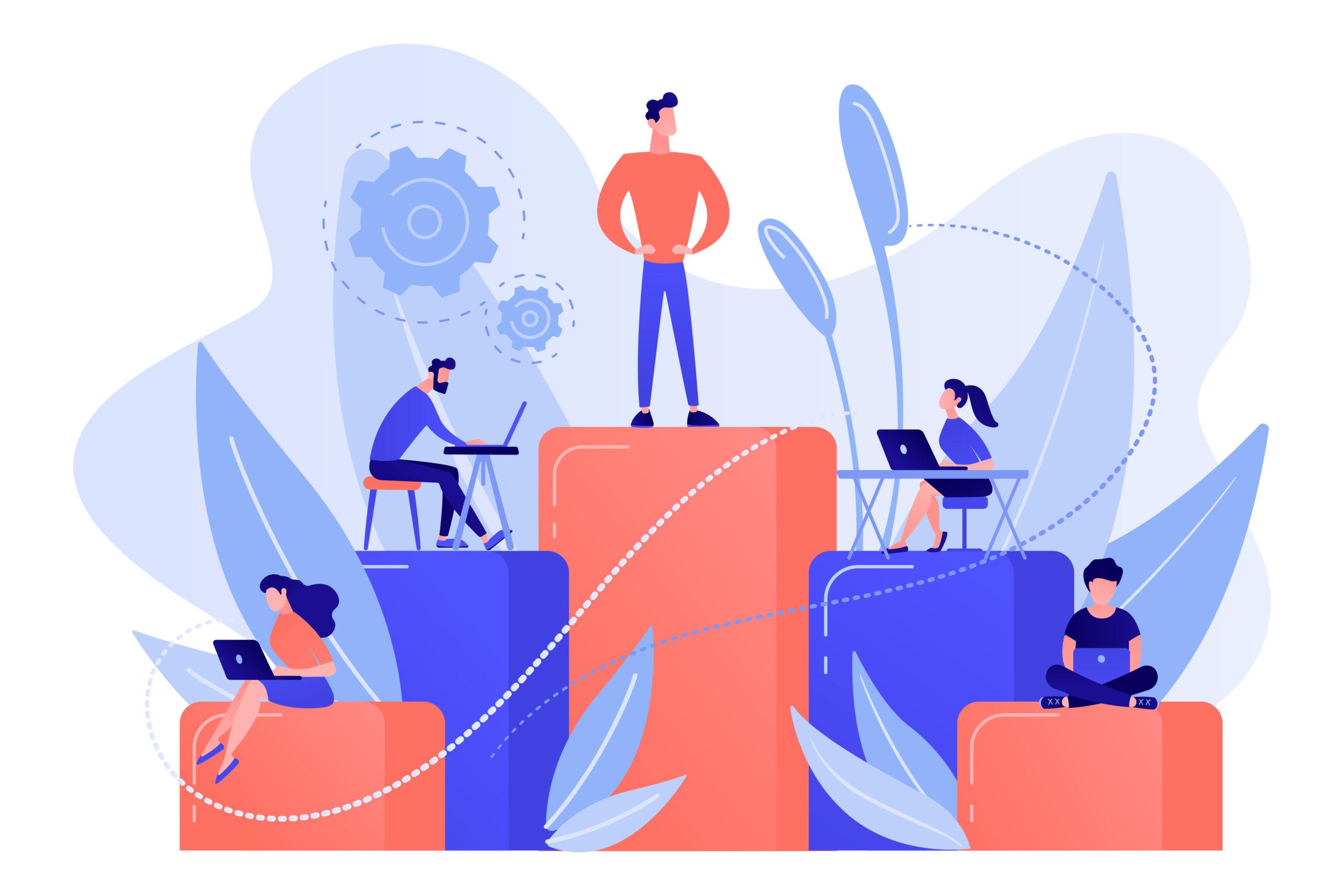 Como NÃO Fazer o Organograma de uma Empresa